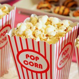 Self-Care, Jane Fonda and Popcorn