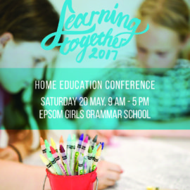 Auckland Home Educators: Conference 2017